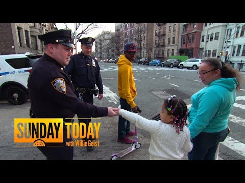 Look Inside The Evolution Of New York City's Police Department | Sunday TODAY