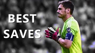 Iker Casillas ► Best Saves 2014/15 HD