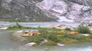 Jostedalsbreen / Nigardsbreen - GoProHero 4