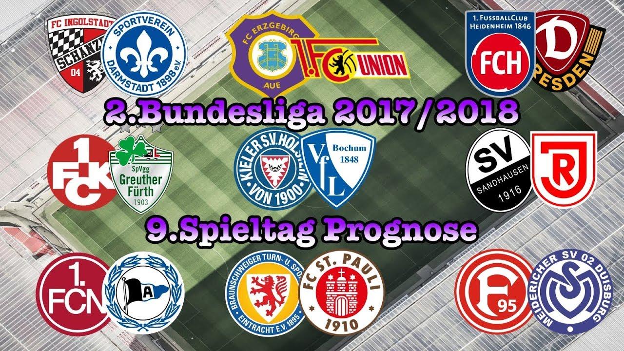 Prognose 2 Bundesliga