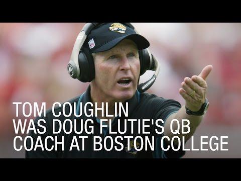 Tom Coughlin was Doug Flutie