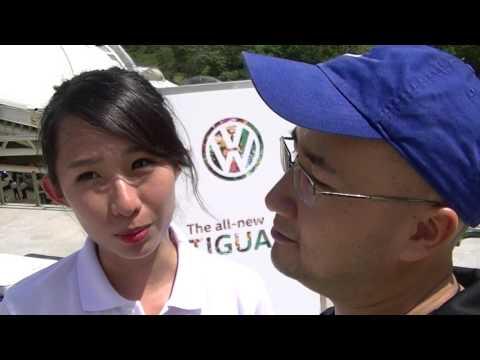 Volkswagen Tiguan SUV Launch 2017, FULL VIDEO, Part 1/2
