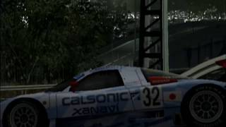 Enthusia Professional Racing - Nissan R390 GT1 at Dragon Range