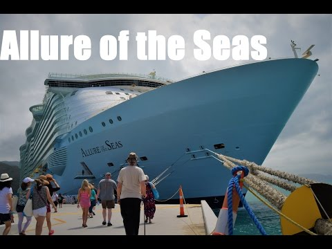 Allure of the Seas - Cruise Vacation 2017