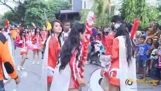 Terbaru... Pawai Karnaval Hari Ulang Tahun HUT Kota Kupang [Part3]