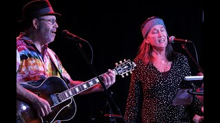 Annie & Jonny Rosen of Annie & the Hedonists Virtual Concert, 8pm ~ Saturday, April 24, 2021