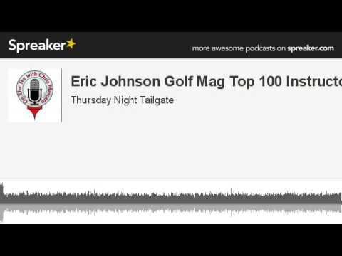 Eric Johnson Golf Mag Top 100 Instructor (made with Spreaker)