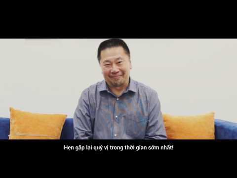 Mr.Robert Liu - Giám đốc thực thi Luật Parish Patience phát biểu tại New Ocean