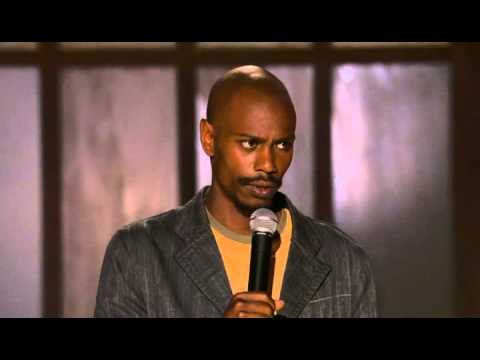 Dave Chappelle - Indians (Stand Up Comedy Pt. 10)
