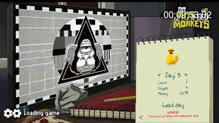 Do Not Feed the Monkeys All Endings-RNG Speedrun