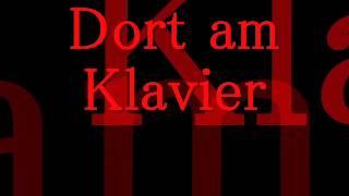 Rammstein Klavier lyrics