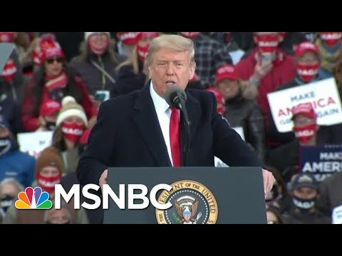 Trump Crashing As 2020 Early Voting Jumps 400 Percent | The Beat With Ari Melber | MSNBC