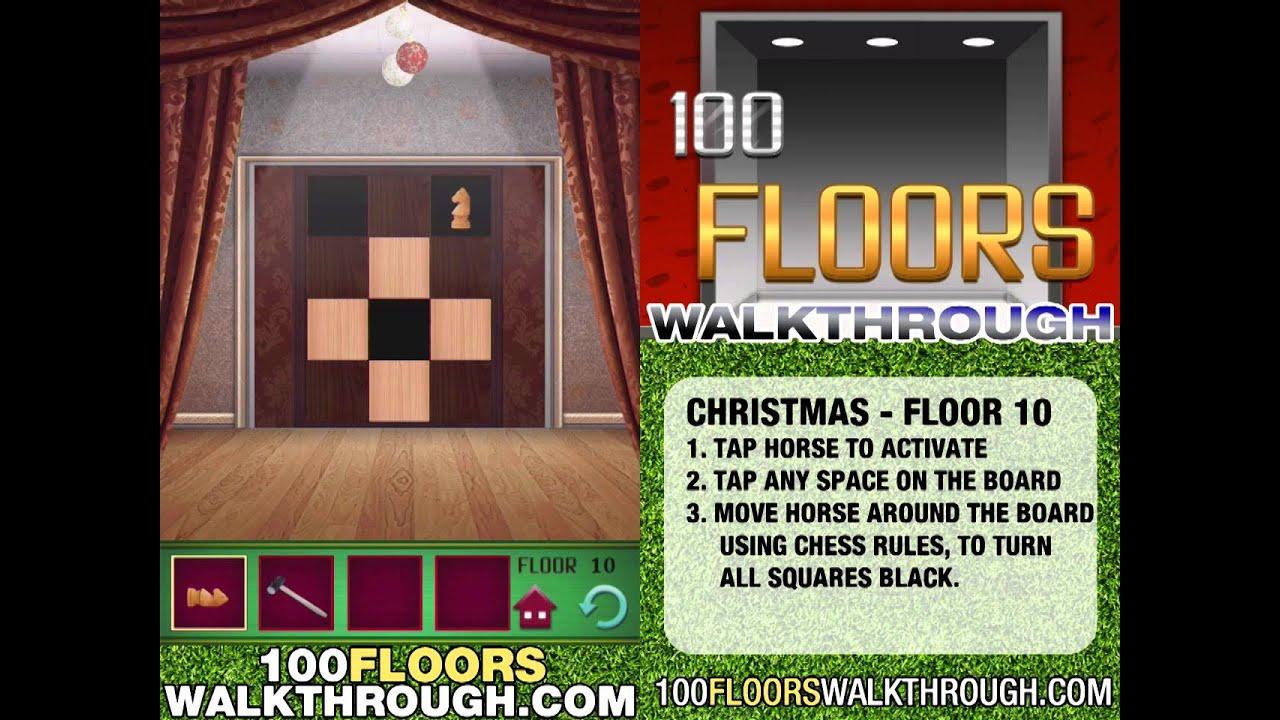 100 Floors Christmas Floor 10 | Seasons Tower Christmas Special ...