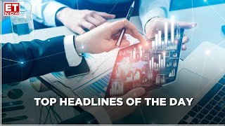 Nifty declines for 2nd week in a row, Bandhan & RBL Bank declines over 10% each | Top Headlines