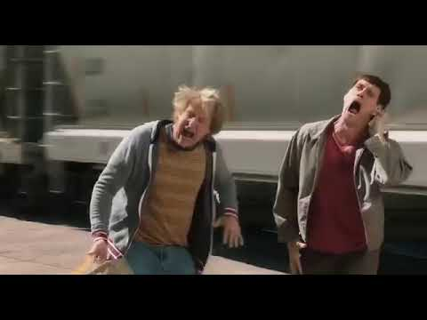 Download Dumb and Dumber To - Struck By A Train