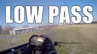 Glider Low Pass - Chasing The Shadow