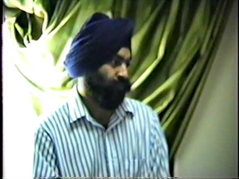 First Canadian Punjabi Conference 5-4