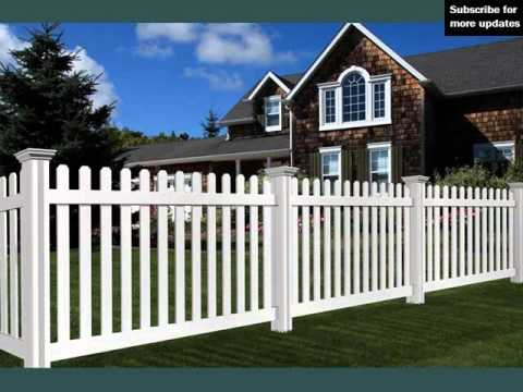 Vinyl Fencing | Fence Ideas And Designs