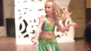 Восточные танцы для девочек - конкурс восточных танцев в Екатеринбурге