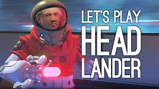 Headlander Gameplay: Let