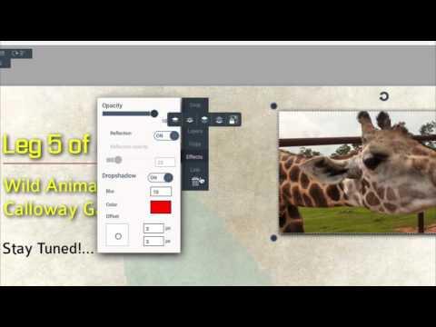 Visme: Web-based Presentation, Infographics, Storytelling App