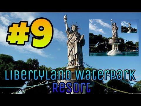 Vlog #9: Libertyland WaterPark Resort   Tagalog / Pinoy