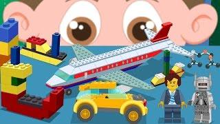 I love my lego | Kids songs | Nursery nhymes | Kids Video