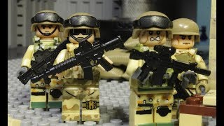 LEGO MODERN WARFARE FILM - part 2 (Long road home)