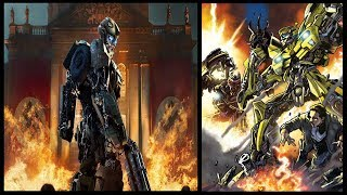 Transformers Movie History: Bumblebee Origin Story thumbnail