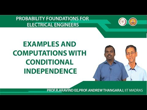 Examples and Computations with Conditional Independence