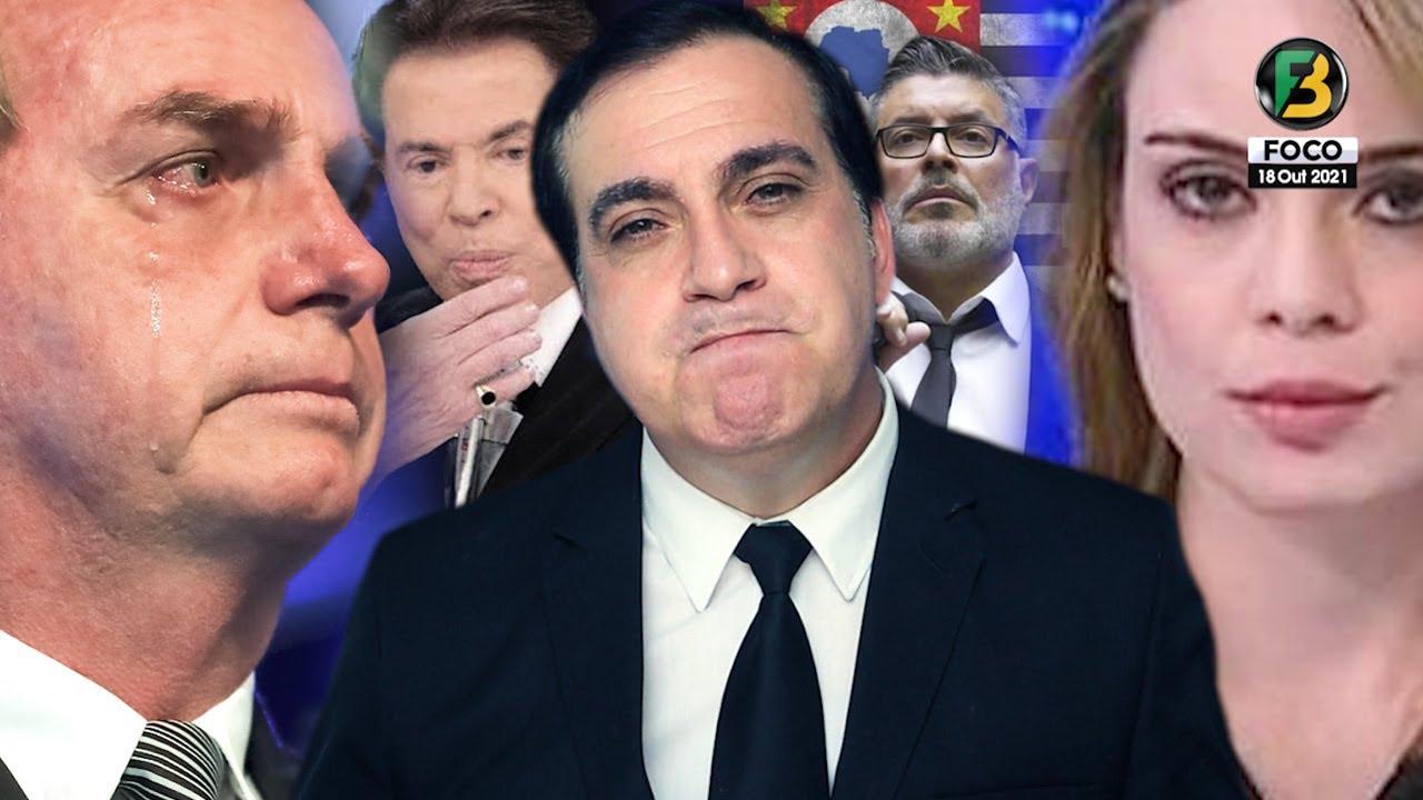 Bolsonaro chora emocionado, Silvio Santos em Guerra com Sheherazade, Frota troca Doria por Leite e +