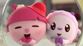 Download Малышарики - 7 серия - Красная шапочка - обучающие мультфильмы для малышей 0-4 Mp3 and Videos