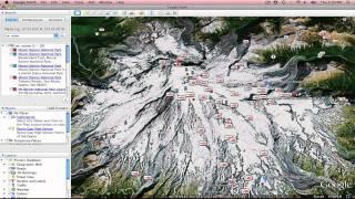 Google Earth #5: How to Create a Basic KMZ File Free HD Video