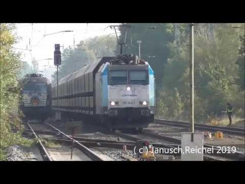 Sichtungen Am 24.10.2019 / Rail Pool,Metrans,Captrain,akiem,North Rail,MRCE,EfW,CCW.