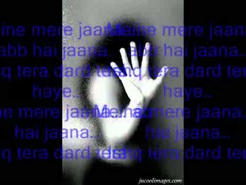 Emptiness 2 Mene Mere Jaana With Lyrics