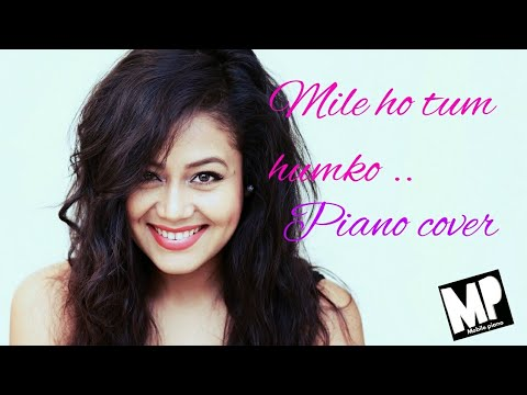 mile-ho-tum-|neha-kakkar|song|piano-chords-tutorial-lesson-instrumental-karaoke-by-mobile-piano