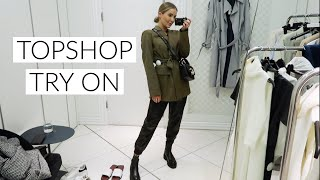 COME SHOPPING WITH ME TO TOPSHOP | NADIA ANYA
