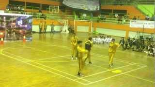 Indonesian Shuffle Competition 2012