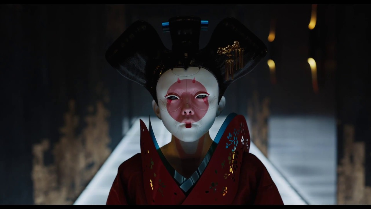 Ghost In The Shell Trailer Espanol Hd Youtube