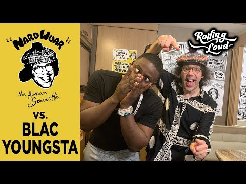 Nardwuar vs Blac Youngsta