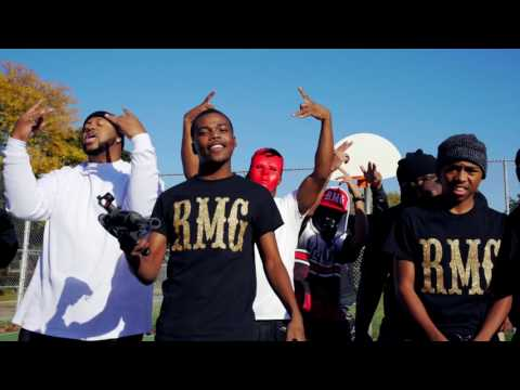RMG Dran | RMG Lil Johnnie -  Shooters [Shot By DineroGangRay]