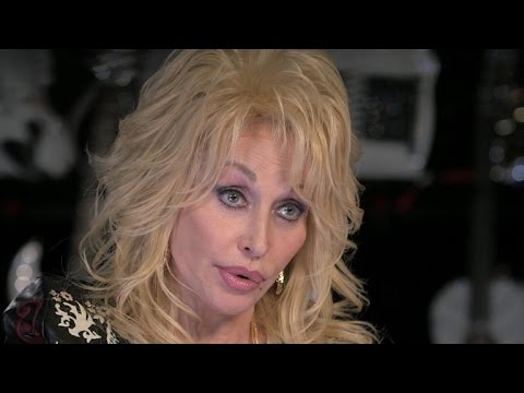 Gayle King on interviewing Dolly Parton