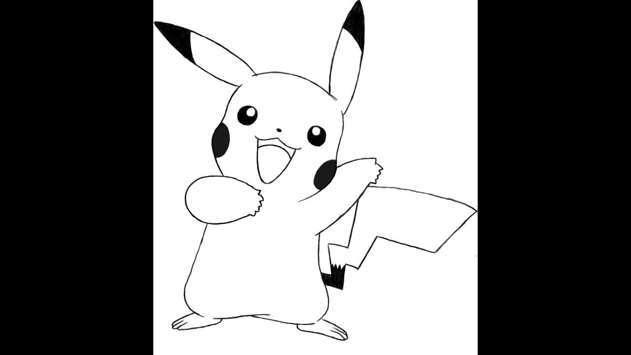 Pikachu Pok 233 Mon Nasıl 199 Izilir Youtube