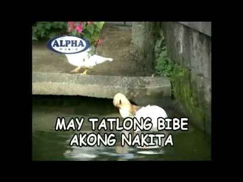 Tatlong Bibe (with Lyrics)