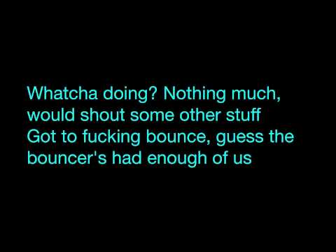 Earl Sweatshirt - EARL (Lyrics On Screen)