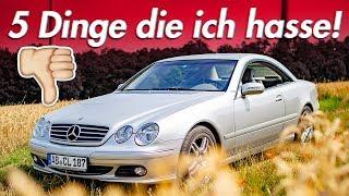 5 Dinge die ich an meinem CL 500 hasse!   RB Engineering   Mercedes Benz C215 CL 500