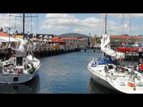 Tasmania, Hobart   -  Constitution Dock