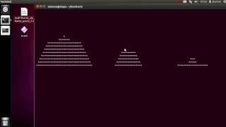 Torres de Hanoi con recursividad en lenguaje C / Towers of Hanoi with recursion in C