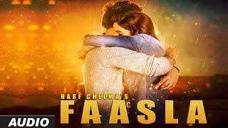 Harf Cheema: Faasla Full Audio Song | Nawaab Singh | Latest Punjabi Songs 2016 | T-Series Apnapunjab