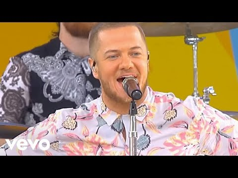 Imagine Dragons - Thunder (Live On Good Morning America/2017)